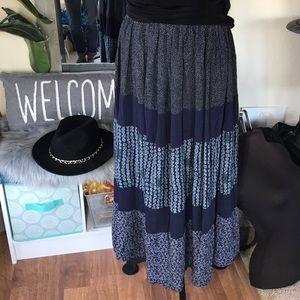 Melrose Maxi Skirt